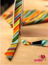 Individuelle Schrägbänder machen