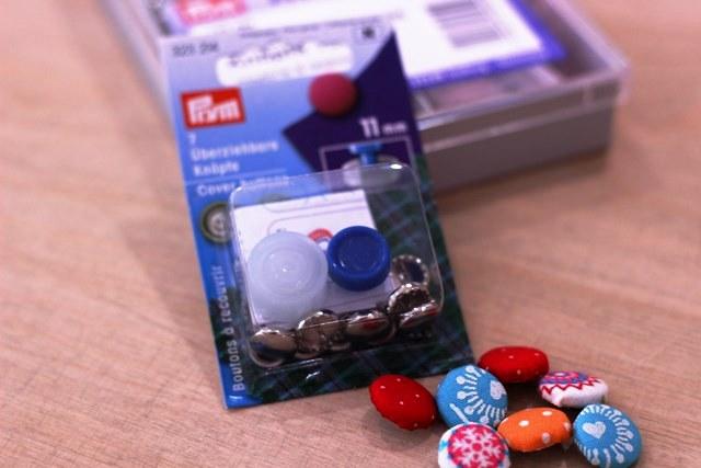 Package für kleine Knopfe von PRYM
