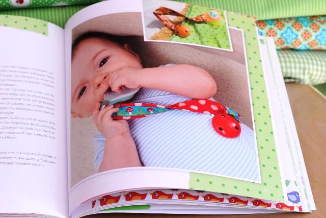 5dc853949cef66 smilla s Buchtipp  Alles fürs Baby - Zauberhafte Dinge selbst genäht ...