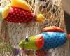 Lustige Fische nähen mit smilla