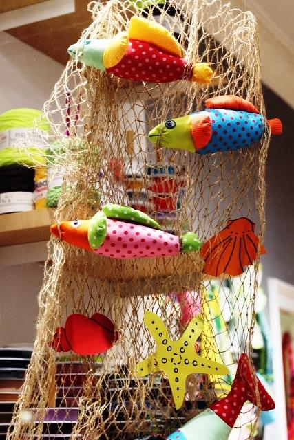 Fische im Netz by smilla berlin
