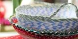 rope bowl Anleitung – Schalen und Körbe aus Stoff nähen