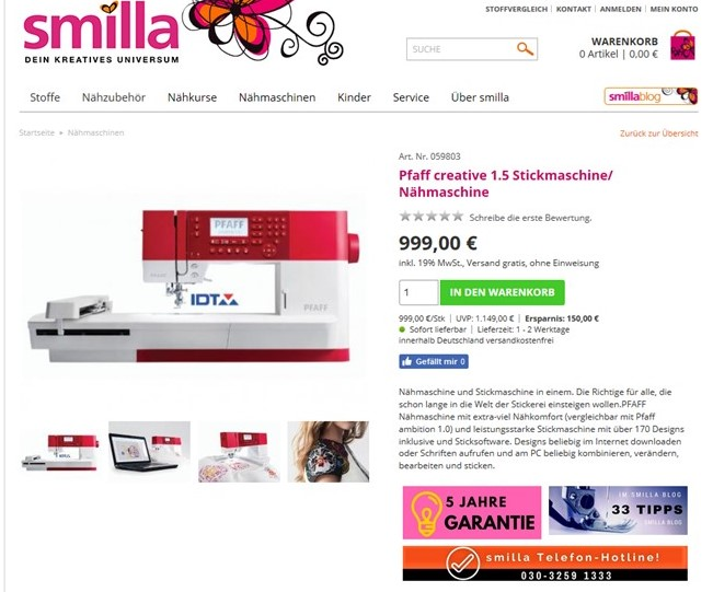 smilla-onlineshop